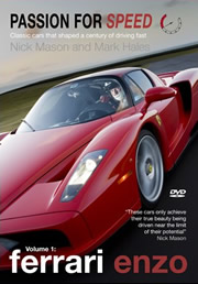 Passion for Speed DVD