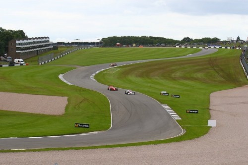 The Craner Curves at Donington Park Image