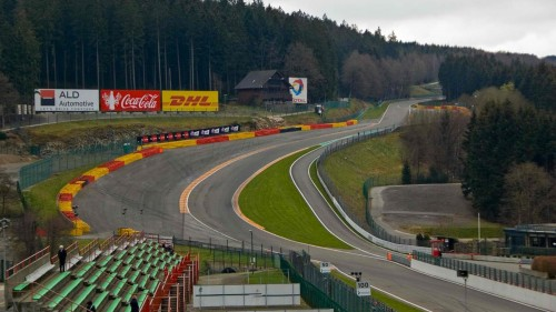 Raidillon at Spa-Francorchamps Image